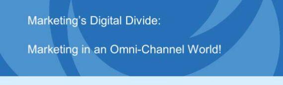 Slide Presentation:  Marketing in an Omni-Channel World