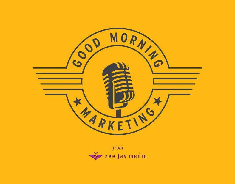 Good Morning Marketing Logo