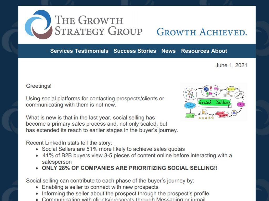 Social Selling Thumbnail May 2021